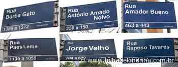 VILA IPIRANGA - As ruas de Londrina que homenageiam bandeirantes - Folha de Londrina