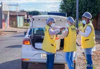 Servidores da saúde de Gurupi vão percorrer bairros da cidade para aplicar vacina contra gripe em moradores - G1