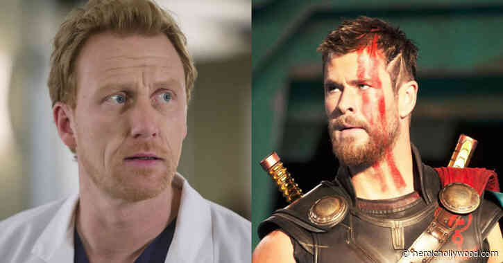 Kevin McKidd Replaces Chris Hemsworth As Thor In Early Concept Art - Heroic Hollywood
