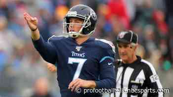 """Greg Joseph wants to be """"the guy"""" for the Titans"""