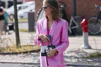 Think pink: why bubblegum pink blazers are big news this summer