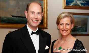 Prince Edward confession: Do Edward and Sophie Wessex have any pets? Earl's big secret - Express