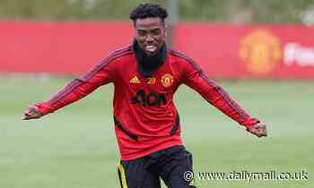 Chelsea 'set to snap up Man United's Angel Gomes on a free transfer'