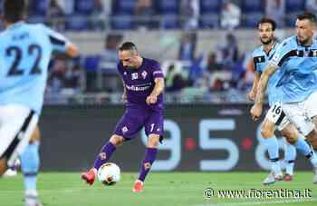 Col Sassuolo dubbio Ribery: può partire dalla panchina. Cambi in mezzo al campo - Fiorentina.it