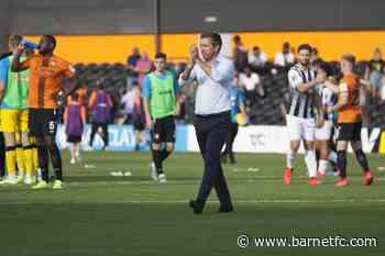 Darren Currie on player departures