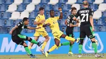 Sassuolo-Verona termina 3-3. La cronaca del match - Il Secolo XIX
