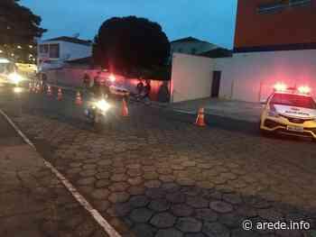 PM realiza operação em municípios dos Campos Gerais - ARede