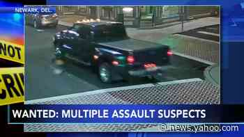 Possibly 12 suspects wanted in Newark, Delaware assault: Police