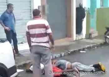 Policial de folga evita homicídio no Centro de União dos Palmares - Alagoas 24 Horas