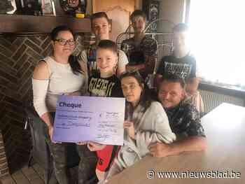 Kroostrijk gezin Davidsons uit 'Don't worry be happy' in één klap 6.190 euro rijker - Het Nieuwsblad
