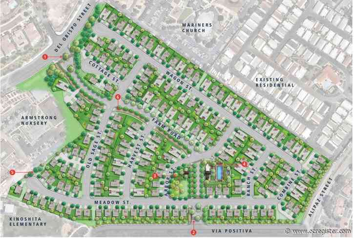 301 new homes proposed between two San Juan Capistrano projects