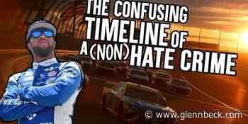 ZIEGLER: The confusing timeline of the Nascar, Bubba Wallace (non) noose hate crime