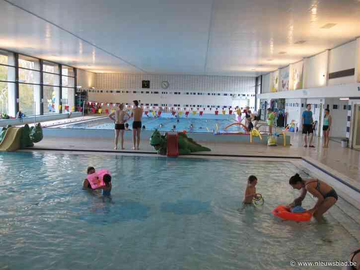 Heropening zwembad nog even uitgesteld