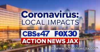 City of Jacksonville to give coronavirus update Monday afternoon - ActionNewsJax.com