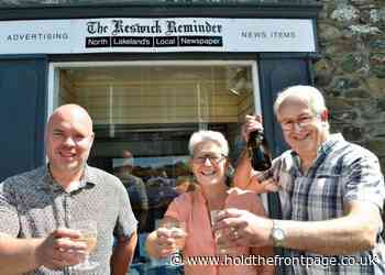 Cumberland & Westmorland Herald owner takes control of Keswick Reminder - HoldTheFrontPage.co.uk
