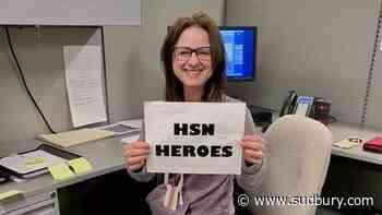 Essential Worker of the Day: HSN registration clerk Kim Lafortune