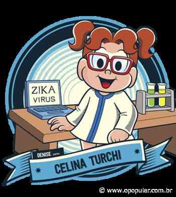 Médica goiana que coordenou pesquisa sobre o zika vírus é homenageada pela Turma da Mônica - O Popular