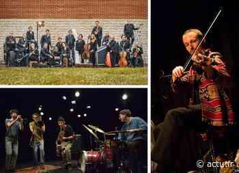 Bernay. Trois concerts gratuits dans l'abbatiale au mois de juillet - L'Eveil Normand