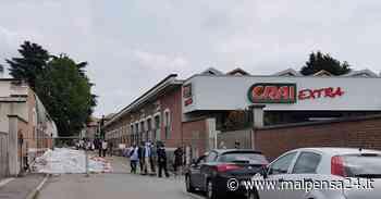 Albizzate, dopo il crollo il supermarket Crai reagisce con la spesa a domicilio - malpensa24.it