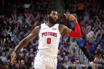 The odd set of circumstances caused by trading Andre Drummond