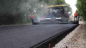 So bekommt die B70 in Papenburg ihre neue Fahrbahn - Neue Osnabrücker Zeitung