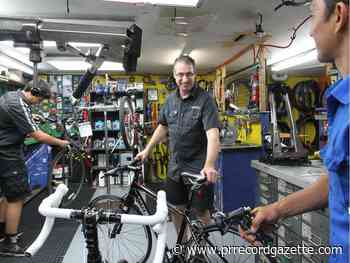 Fitness: Novice cyclists need to find the right fit - Peace River Record Gazette
