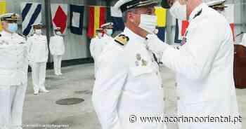 Abrantes Horta é o novo Capitão do Porto de Ponta Delgada - Açoriano Oriental