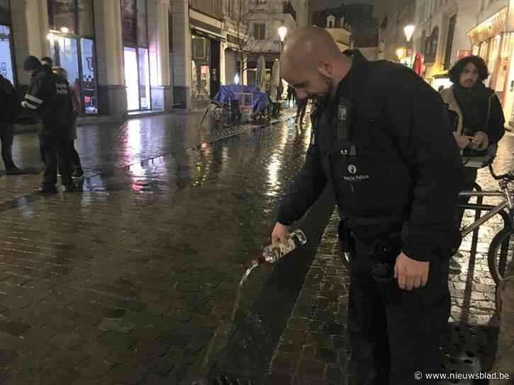 Na talrijke klachten: Anderlecht voert zomers alcoholverbod in op straat, in Brusselse voetgangerszone wordt verbod verlengd tot eind januari 2021
