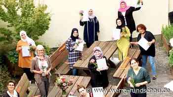 Zertifikate für elf Frauen bei Lets work in Eschwege - werra-rundschau.de