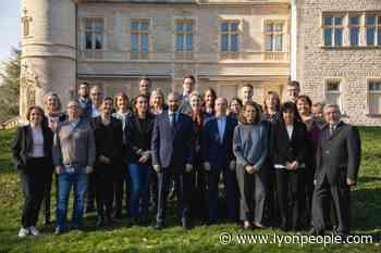 Municipales Ecully 2020. Sébastien Michel succède à Yves-Marie Uhlrich - - Lyon People