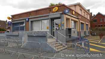 La Poste de Libercourt fermée pour travaux un bon mois à partir de jeudi - La Voix du Nord