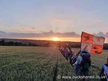 GALLERY: Anti-HS2 'Rebel Trail' passes through Aylesbury Vale - Bucks Herald