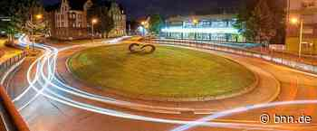 So schön sind die Kreisverkehre in der Region Bruchsal - BNN - Badische Neueste Nachrichten