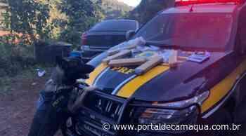 PRF desmantela uma quadrilha de tráfico de drogas em Caxias do Sul e prende três pessoas em flagrante - Portal de Camaquã