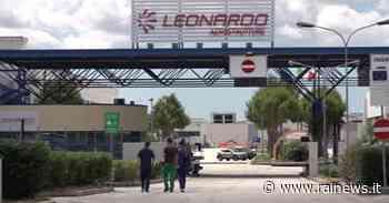 Leonardo, l'azienda rassicura: ''A Grottaglie nessun esubero, investiremo'' - TGR Puglia - TGR – Rai