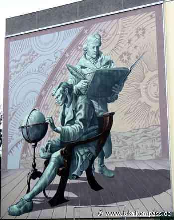 Gotha live: Imposante Wandmalerei in Gotha - Sprockhövel-Haßlinghausen - Lokalkompass.de