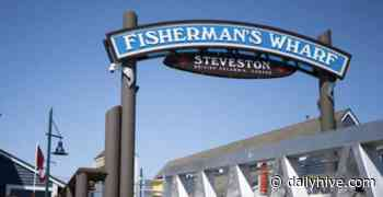 Masks are now mandatory at Steveston Fisherman's Wharf | Dished - Daily Hive