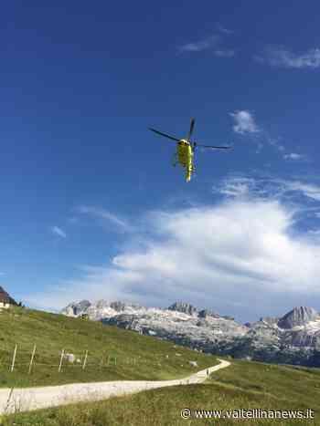 notizie da Sondrio e provincia » Monselice quattordicenne cade con la mountainbike - Valtellina News