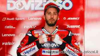 Moto Gp/ Frattura per Dovizioso, pilota Ducati, durante campionato motocross. Sarà operato a Modena - La Gazzetta di Modena