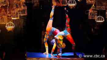 Global circus company Cirque du Soleil files for bankruptcy