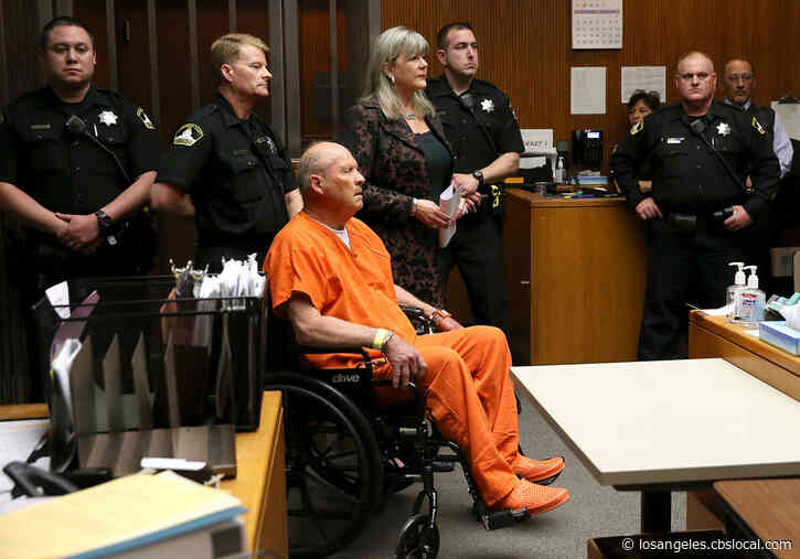 Accused Golden State Killer Joseph James DeAngelo Pleads Guilty To Murders In Livestreamed Hearing