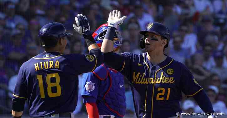 Brewers announce 45-man roster for 'Summer Camp' at Miller Park