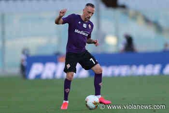 Verso il Sassuolo: probabile conferma del 3-5-2, Ribery di nuovo titolare? - Viola News
