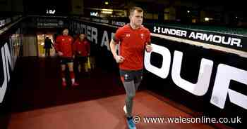 Nick Tompkins and the Wales star he can't wait to play alongside