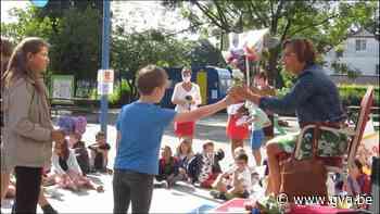 School neemt na 41 jaar afscheid van Juf Annemie - Gazet van Antwerpen