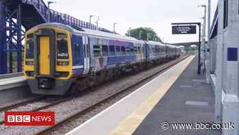 Horden station opens after 56 years and £10.55m revamp