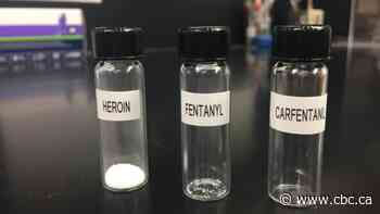 Carfentanil, COVID-19 creating deadly combination for Edmonton's opioid users