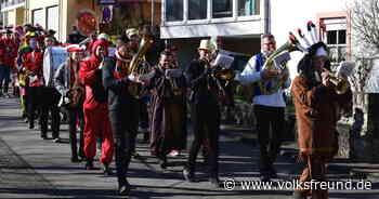 Karnevalsumzug in Bollendorf 2020 - Trierischer Volksfreund