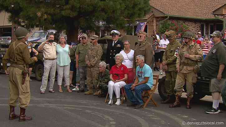 WWII Veteran Who Passed Away At Age 97 Honored In Westminster