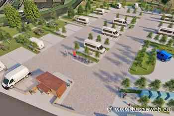 A Ronciglione un'area camper da 160mila euro - Tuscia Web